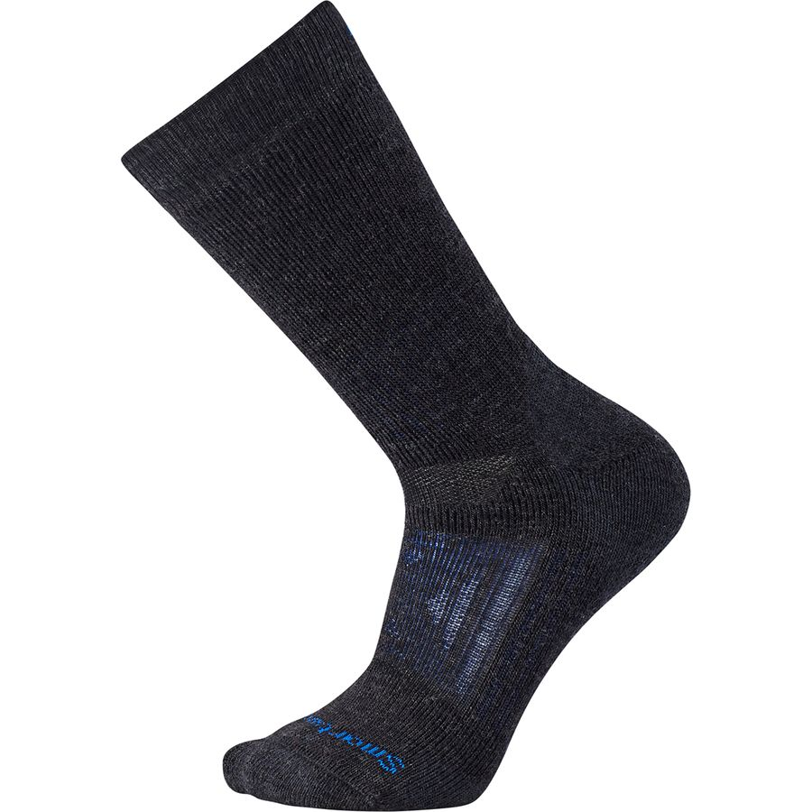 d478a5891 Smartwool - PhD Outdoor Heavy Crew Sock - Charcoal
