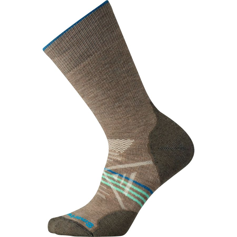 SmartWool PhD Outdoor Medium Crew Sock - Womens