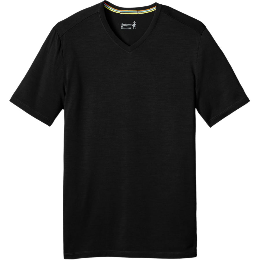 SmartWool Merino 150 V-Neck Shirt - Mens