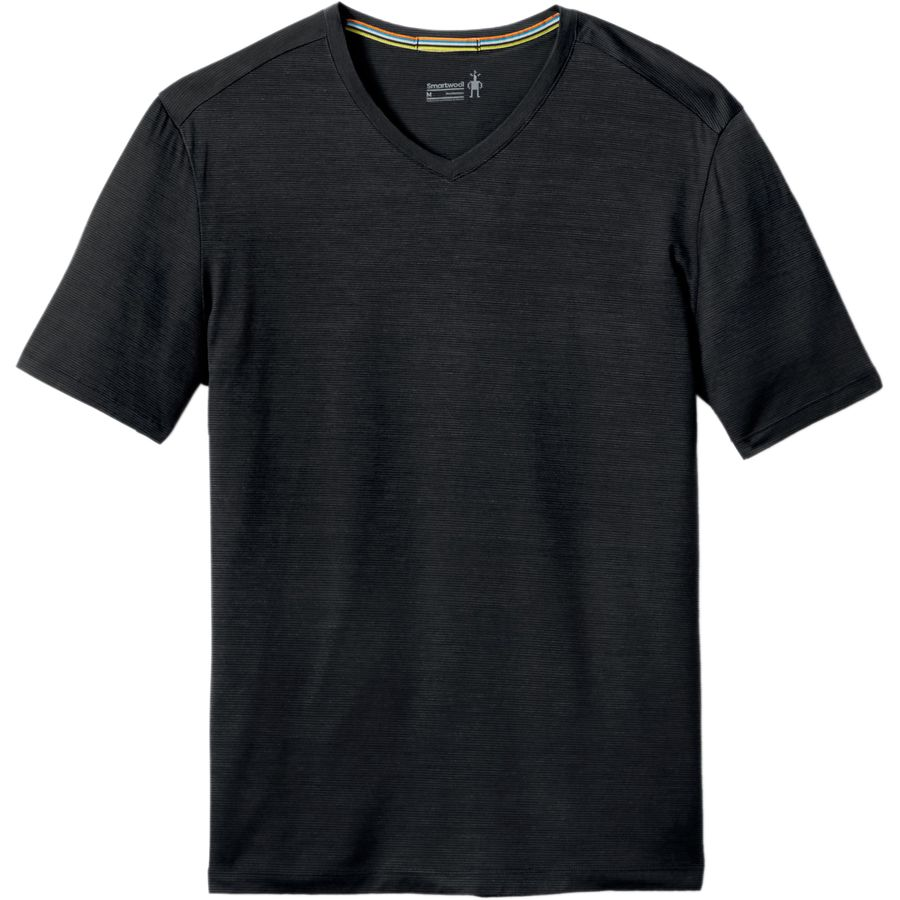 SmartWool Merino 150 Pattern V-Neck Shirt - Mens