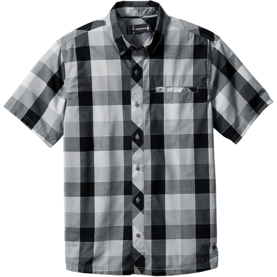 SmartWool Summit County Retro Plaid Shirt - Mens