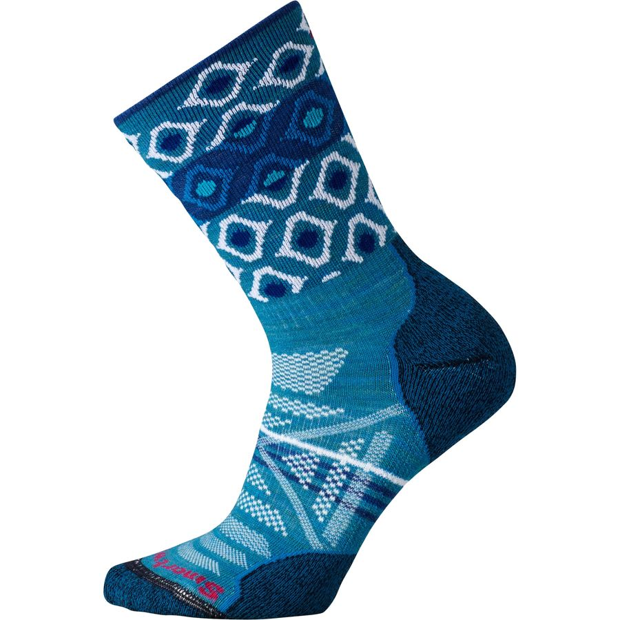 SmartWool PhD Outdoor Light Pattern Crew Sock - Womens