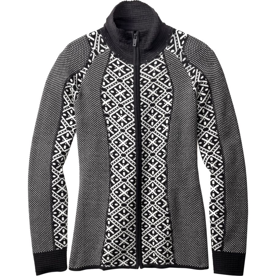 SmartWool Dacono Full-Zip Sweater - Womens
