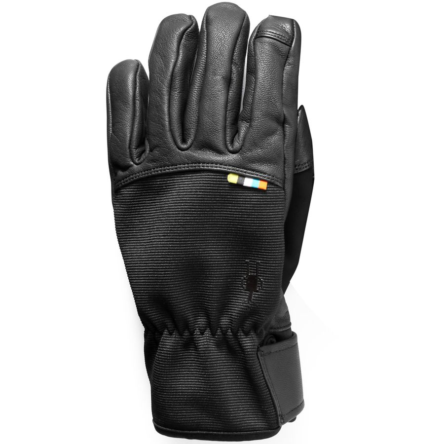 Smartwool - PhD Spring Glove - Black