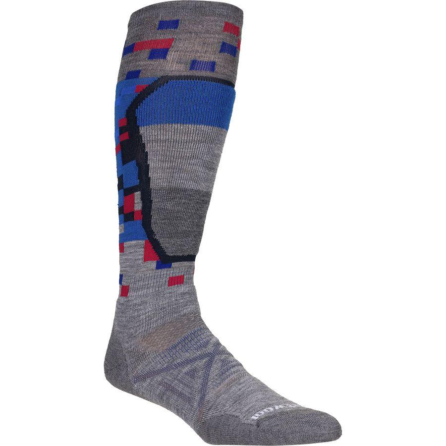 Smartwool PhD Ski Medium Pattern Sock