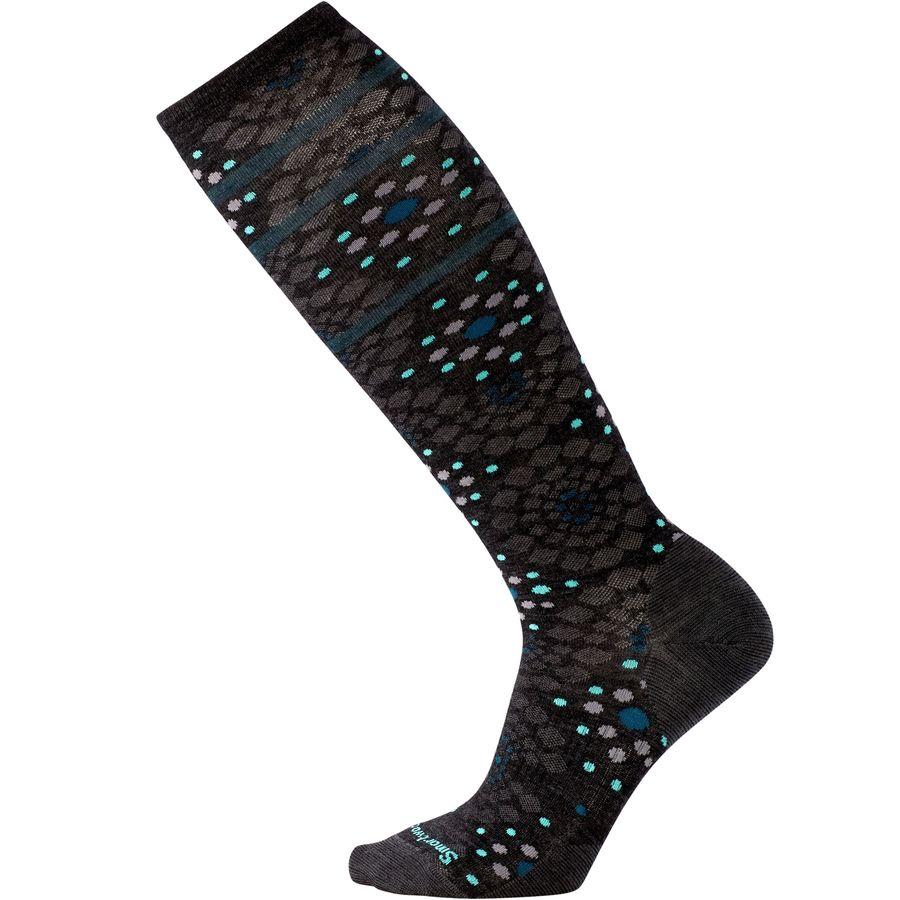 Smartwool Pompeii Pebble Knee High Sock - Womens