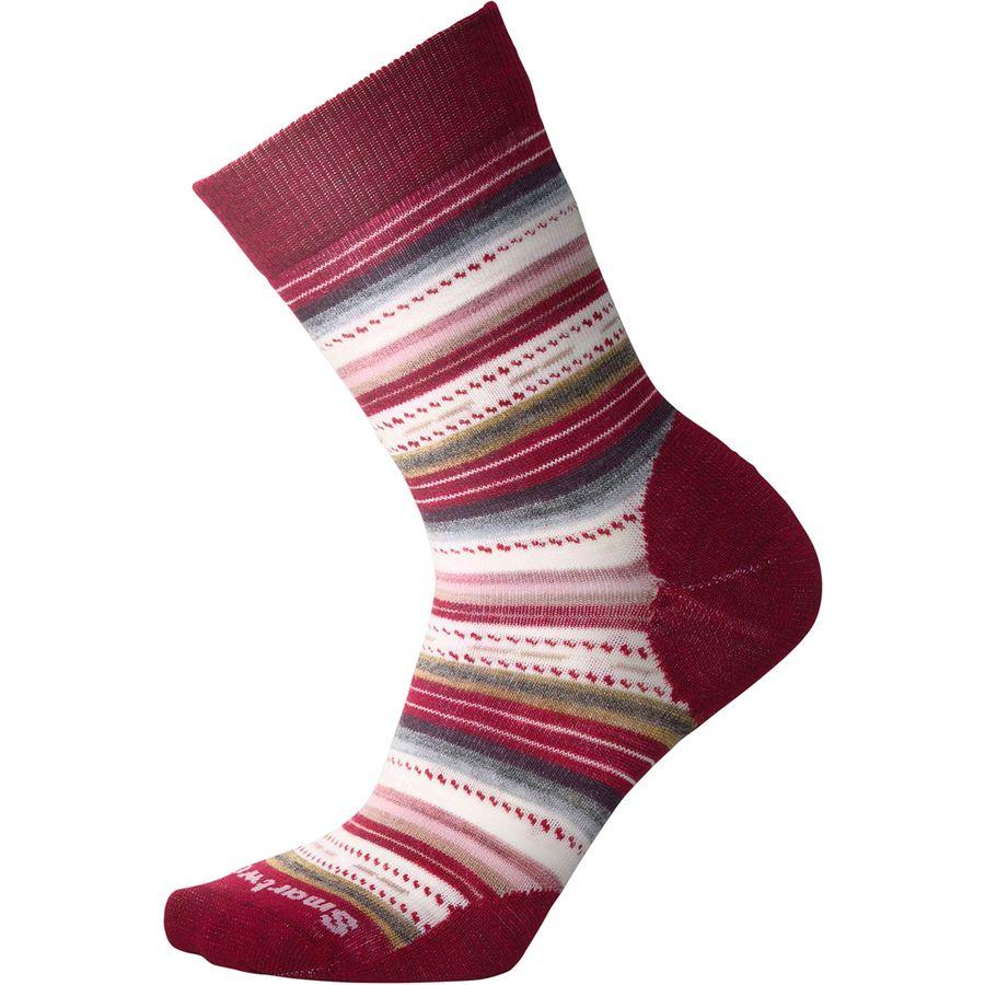 f6aede05c98 Smartwool - Margarita Sock - Women s - Tibetan Red H