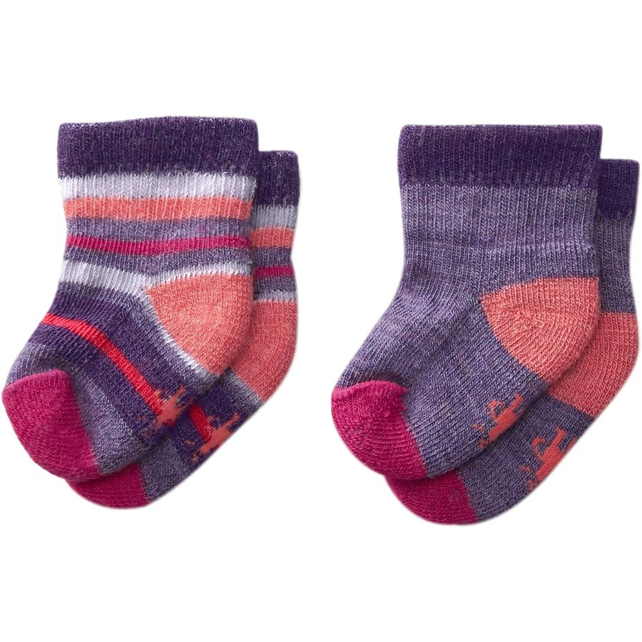 Smartwool Bootie Batch 2 Pack Infants Backcountry Com