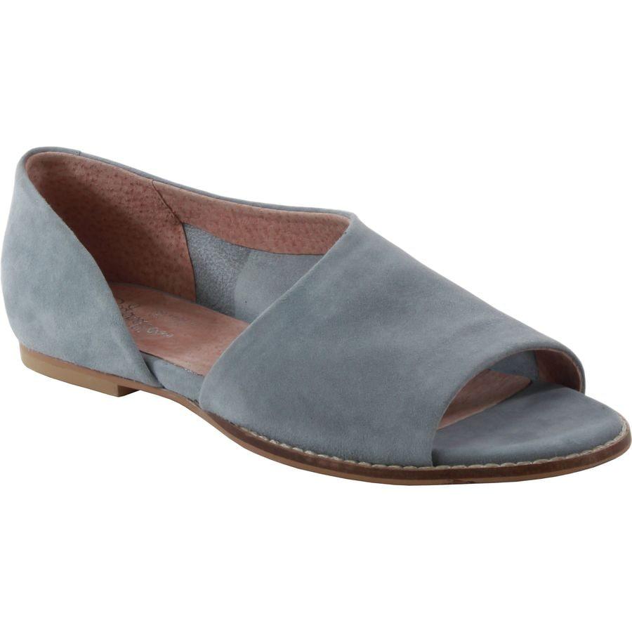 Seychelles Footwear - Passport Shoes - Women s - Denim Blue Suede 86a4ebd648