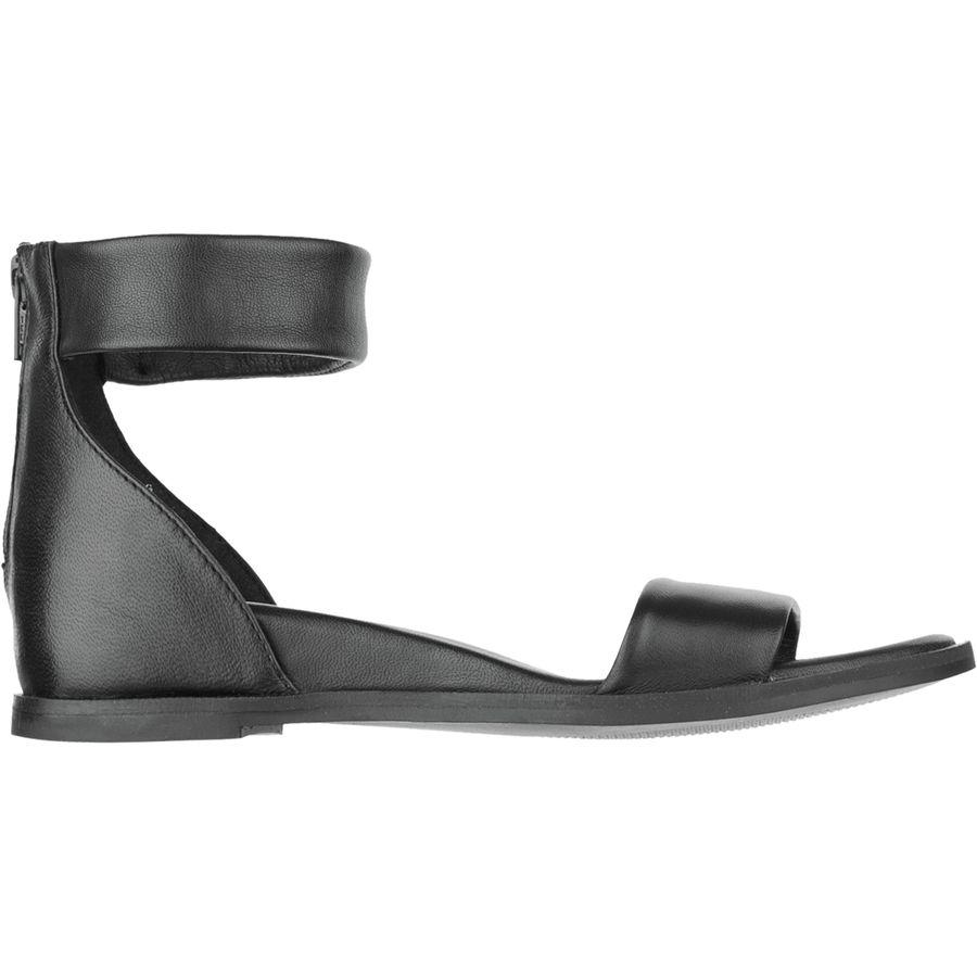 2940b2d0bf Seychelles Footwear - Lofty Sandal - Women s - Black Leather