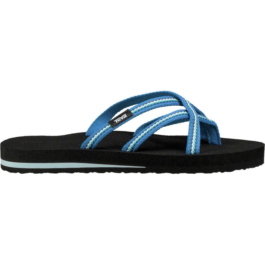 10f74093b06a90 Teva - Olowahu Sandal - Women s - Lindi Blue
