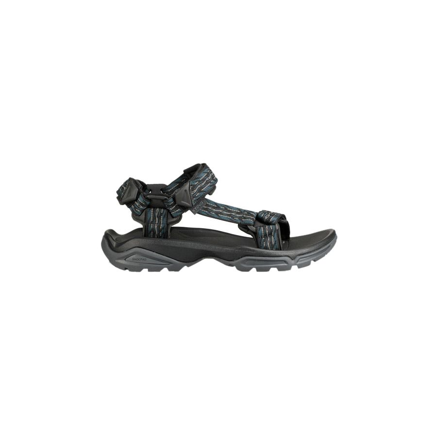 6aba2459789915 Teva - Terra FI 4 Sandal - Men s - Firetread Midnight