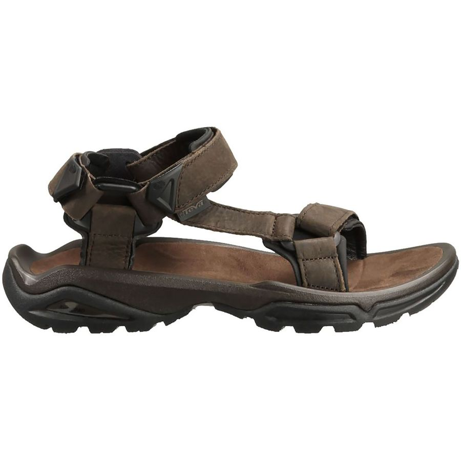f409a2a79ab38e Teva - Terra Fi 4 Leather Sandal - Men s - Turkish Coffee