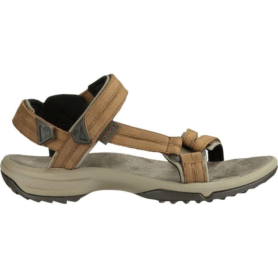 Teva Terra FI Lite Leather women's Sandals in Outlet Affordable 7uvwXJK