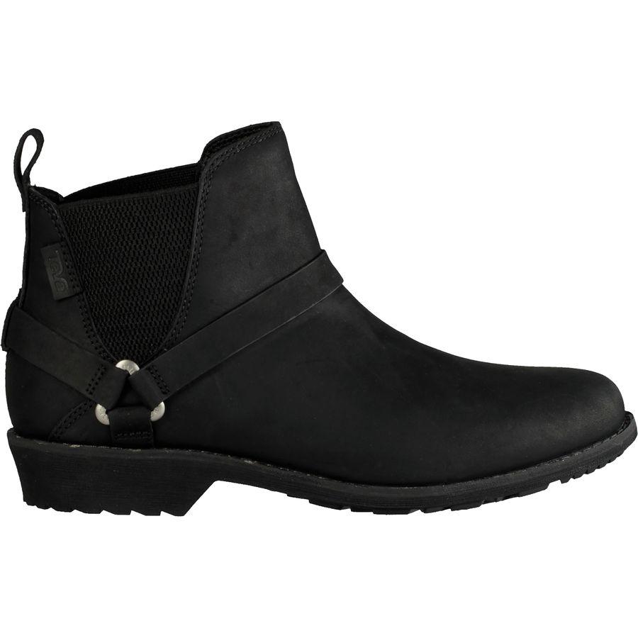 7de18edf706ef Teva - De La Vina Dos Chelsea Boot - Women s - Black