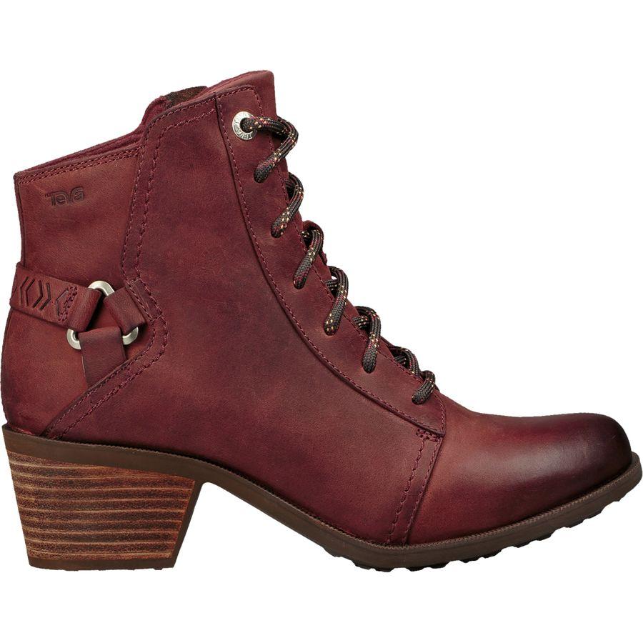 Teva Foxy Lace Waterproof Boot - Womens