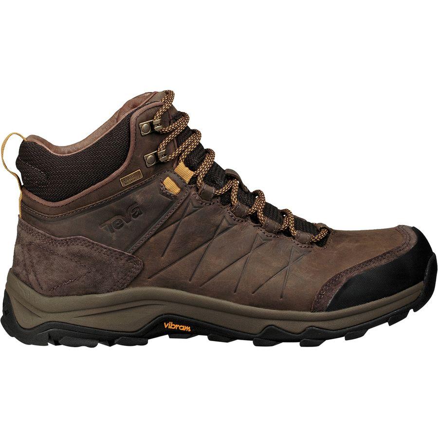 82ce26687 Teva - Arrowood Riva Mid Waterproof Boot - Men s - Turkish Coffee