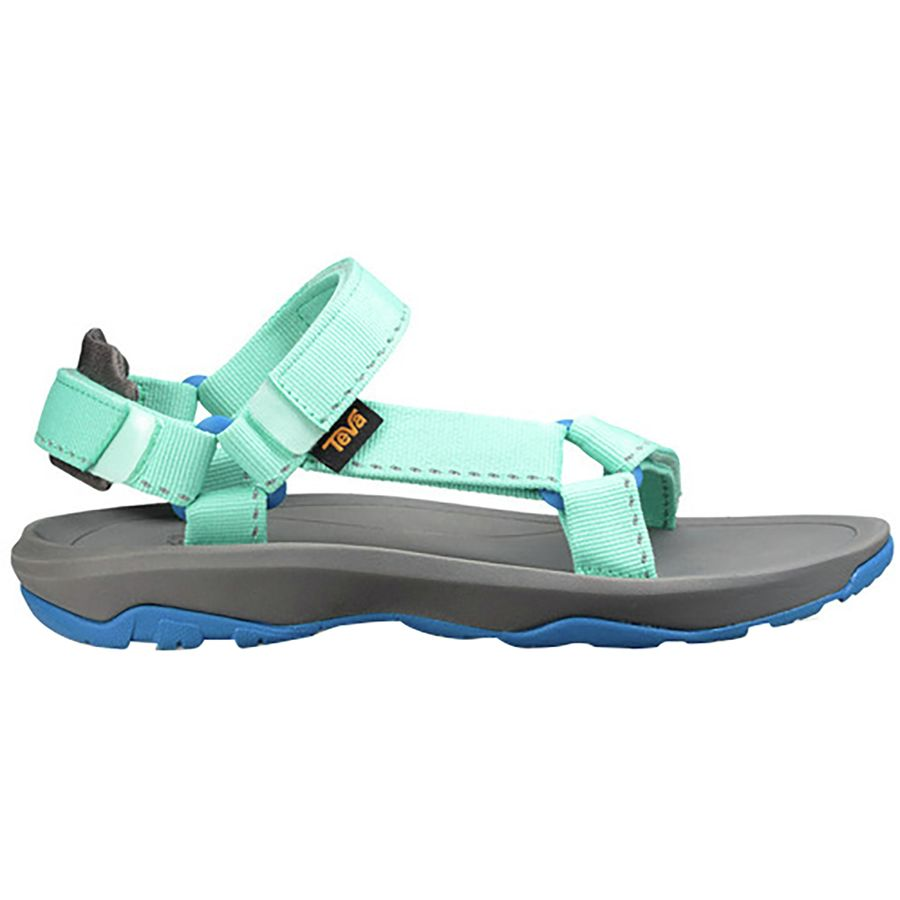 b97e77862 Teva - Hurricane Xlt 2 Sandal - Little Girls  - Speck Sea Glass