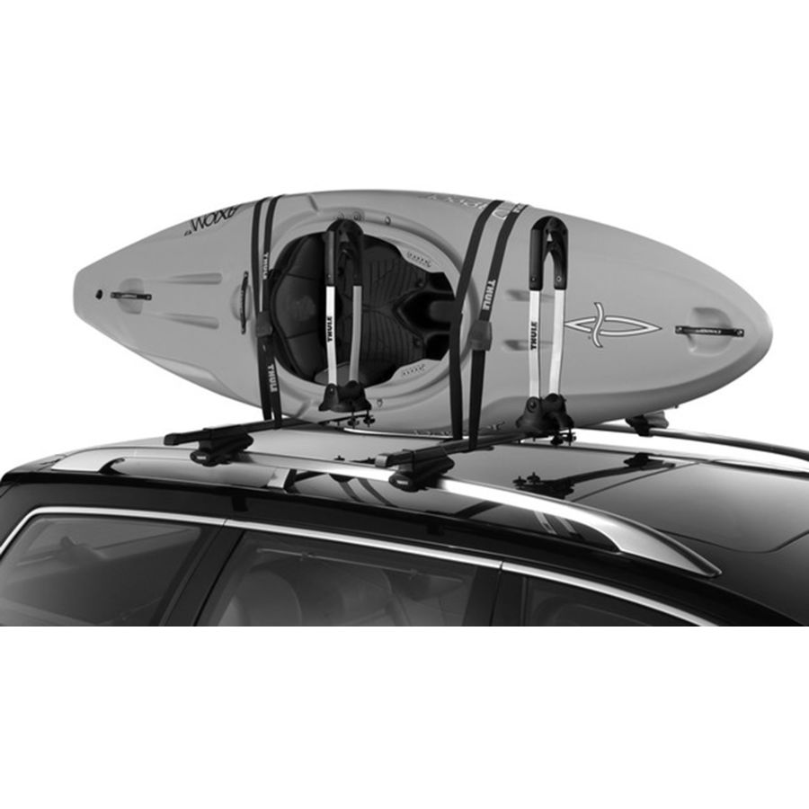 kayak car thule rack carrier k roof galore guard bg racks on wht