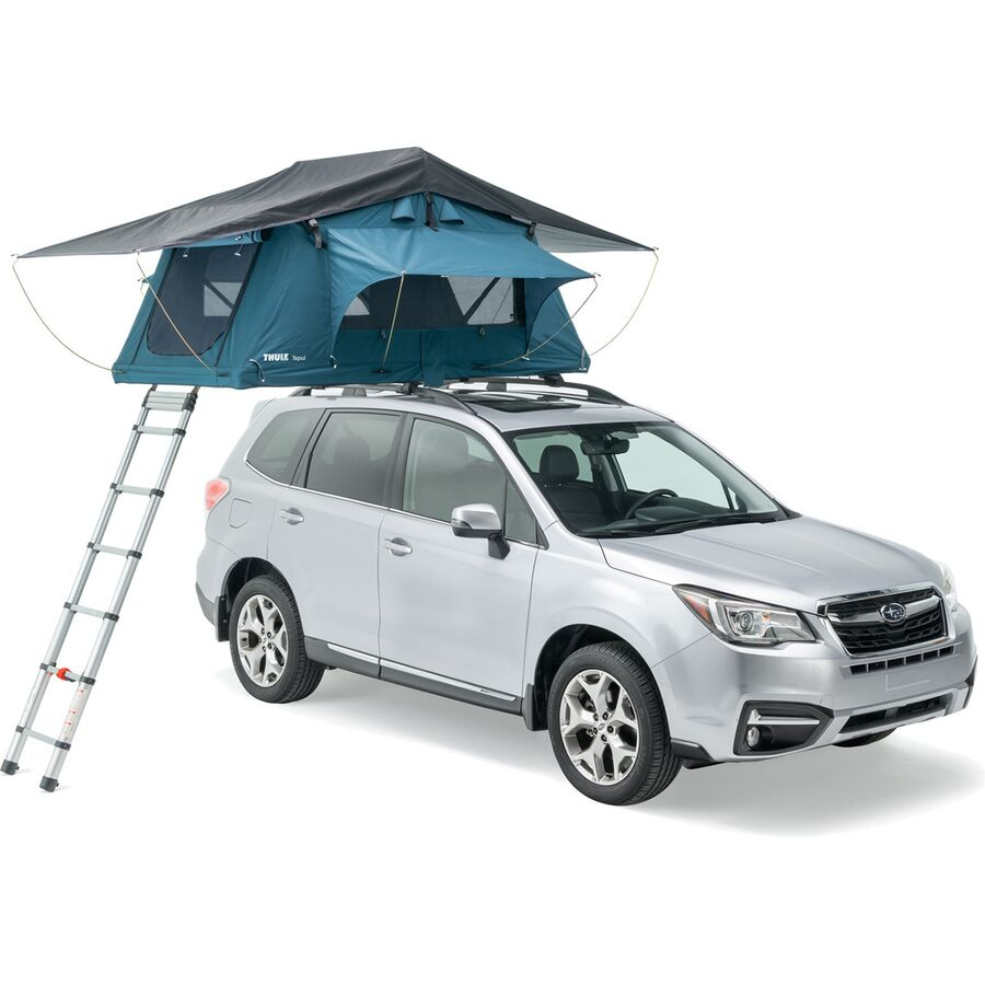 Anywhere your vehicle can go, your tent is sure to follow