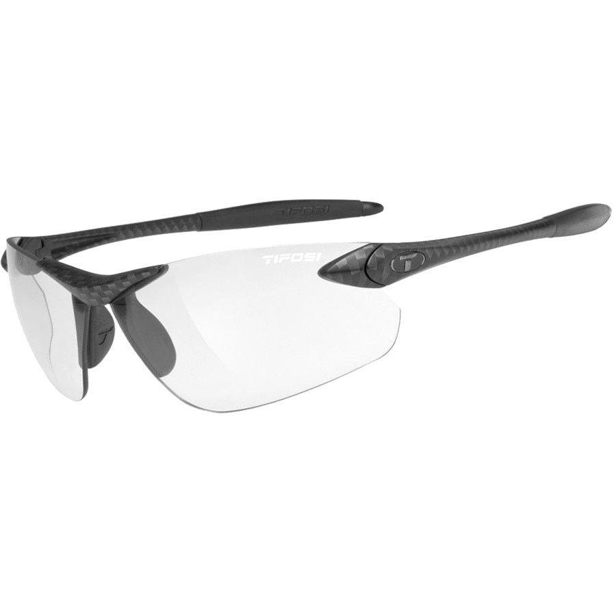 5143ba32428 Tifosi Optics - Seek FC Photochromic Sunglasses - Women s - Carbon Fototec