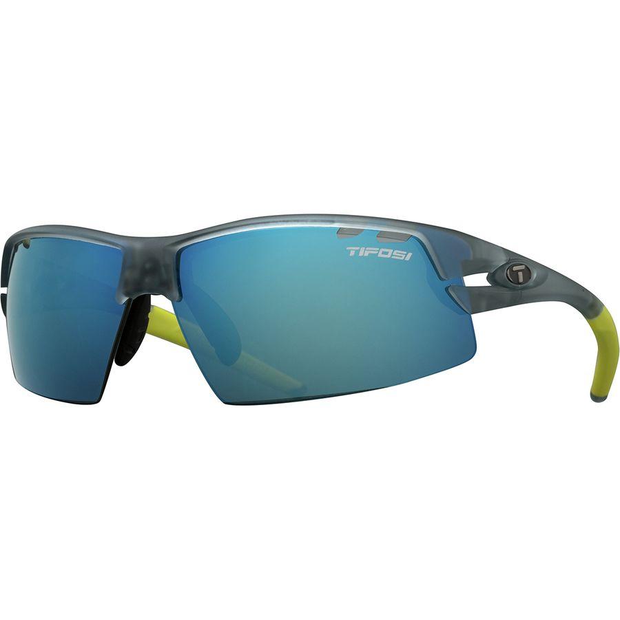 5cb265429e Tifosi Optics - Crit Polarized Sunglasses - Matte Smoke Enliven Off-Shore  Polarized