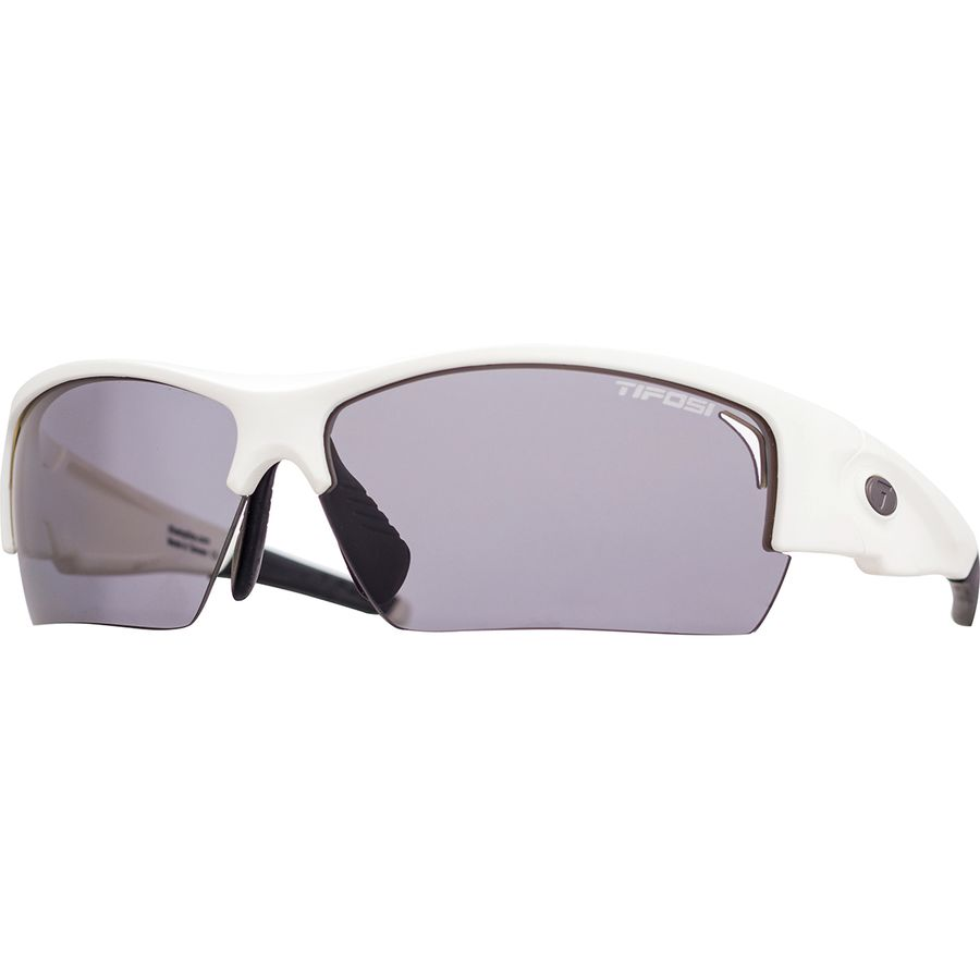 a9fc8543f02 Tifosi Optics - Lore Photochromic Sunglasses - Matte White Smoke Polarized  Fototec Lenses