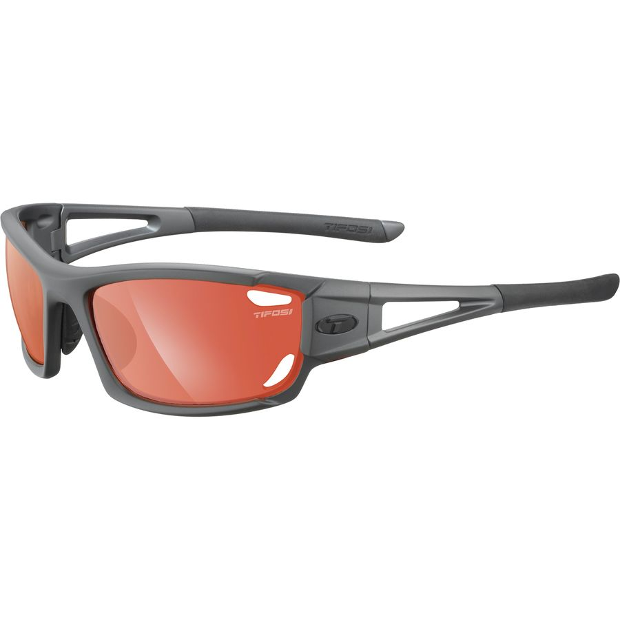 a0230f4e9a Tifosi Optics - Dolomite 2.0 Photochromic Sunglasses - Women s - Matte  Gunmetal High Speed Red