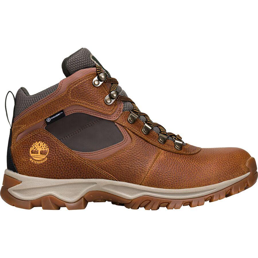 pozo Chirrido Incentivo  Timberland Mt. Maddsen Mid Waterproof Hiking Boot - Men's | Backcountry.com