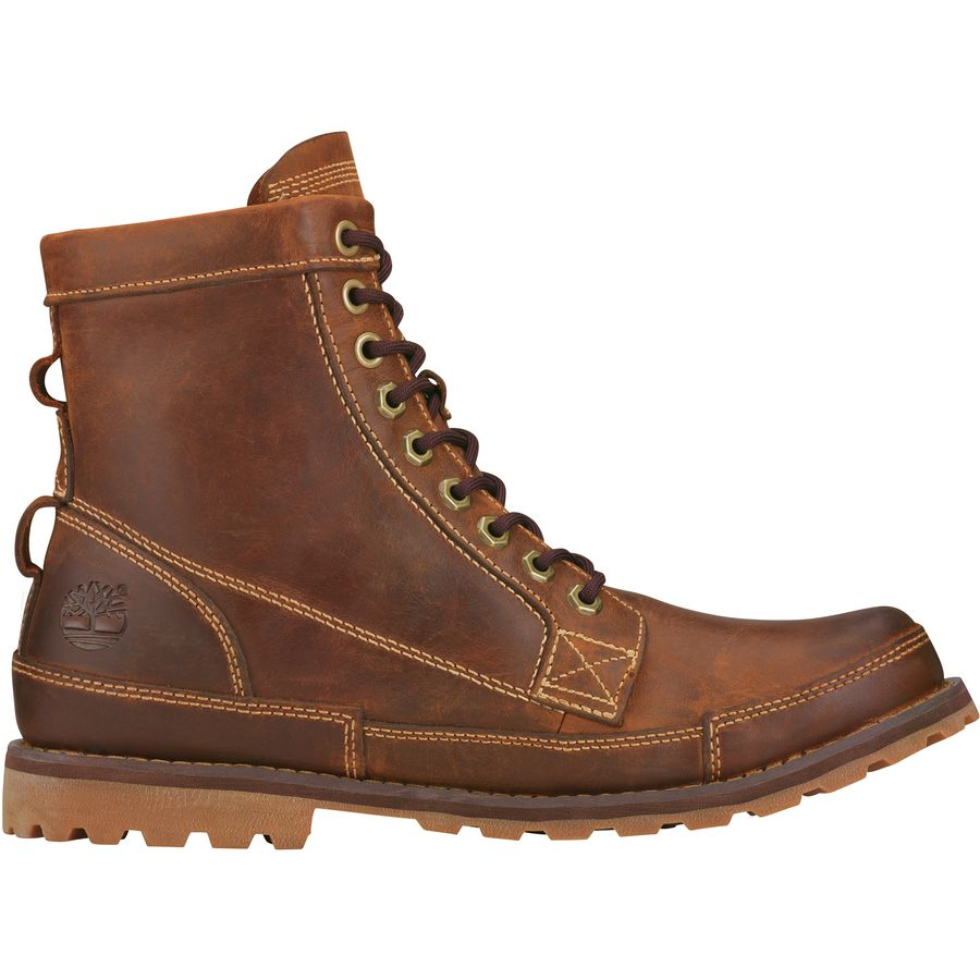 Attractive Timberland   Earthkeepers Rugged Originals Leather 6in Boot   Menu0027s    Medium Brown Full Grain