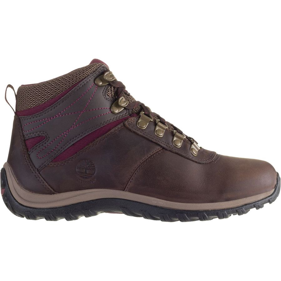 d7b684c58c05 Timberland - Norwood Mid Waterproof Boot - Women s - Dark Brown Full Grain