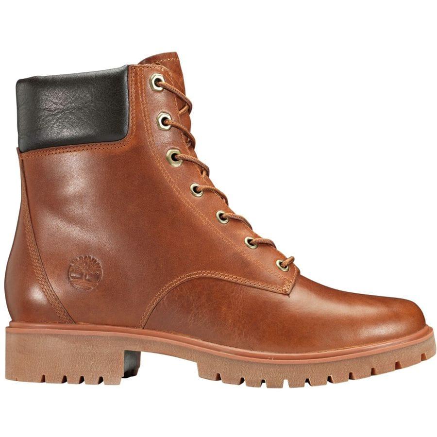 c96c9e36a94 Timberland - Jayne 6in Waterproof Boot - Women s - Medium Brown Full-Grain