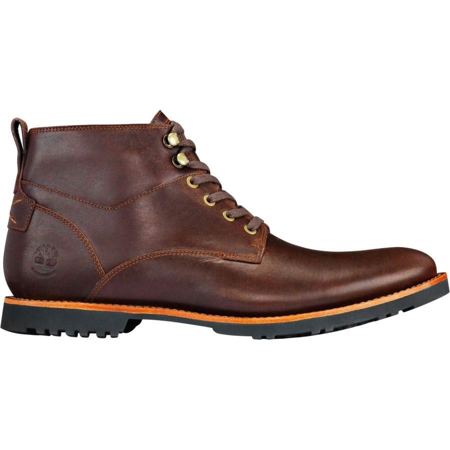 Timberland - Kendrick Waterproof Chukka Boot - Men's - Dark Brown Full Grain