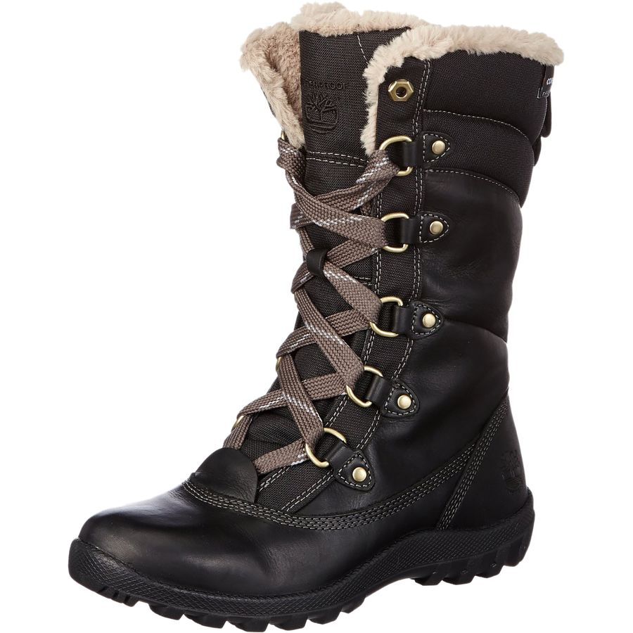 timberland mount hope mid leather waterproof boot women. Black Bedroom Furniture Sets. Home Design Ideas