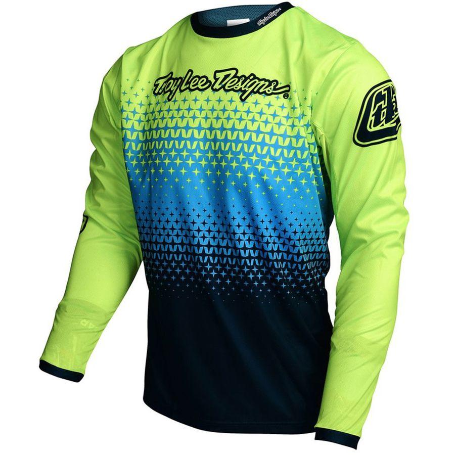 Troy Lee Designs Sprint Jersey Long Sleeve Men S