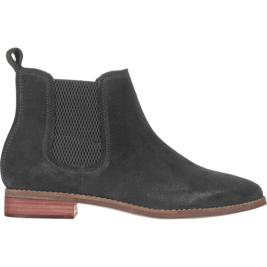 6cf001cbe7d999 Toms - Ella Boot - Women s - Forged Iron Grey Suede
