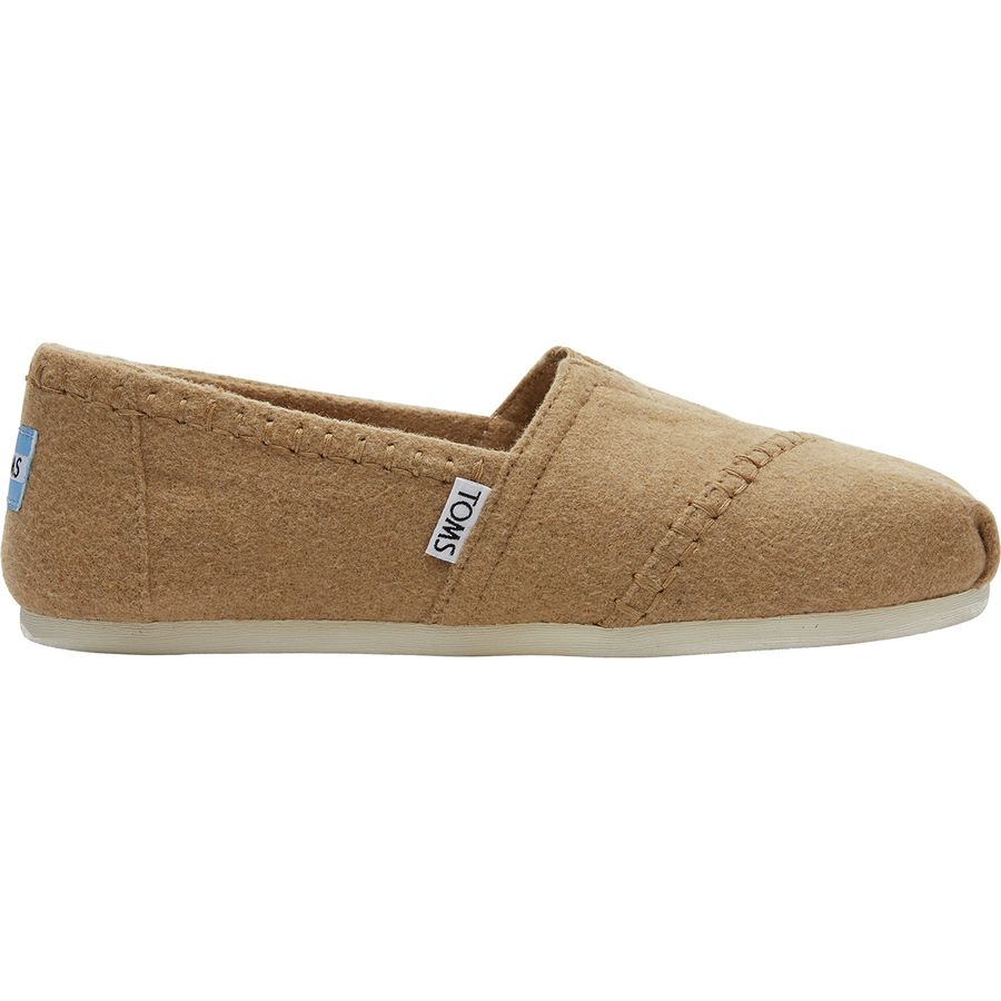 Toms Alpargata Shearling Shoe - Womens