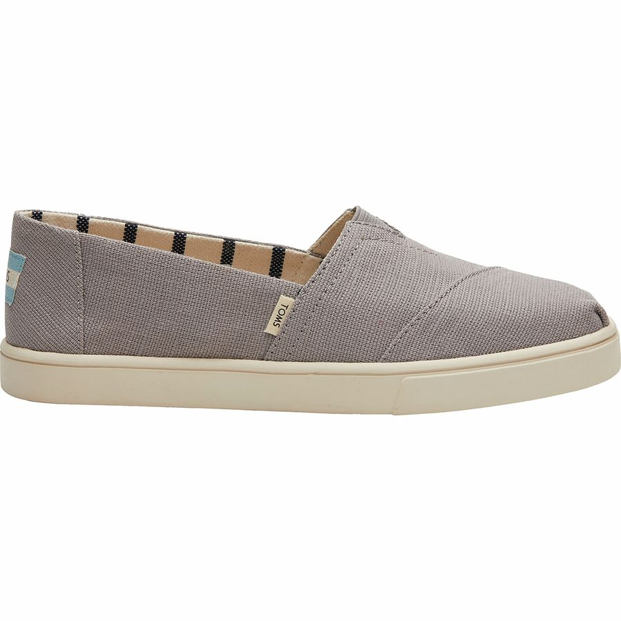 Toms Alpargata Canvas Shoe - Womens