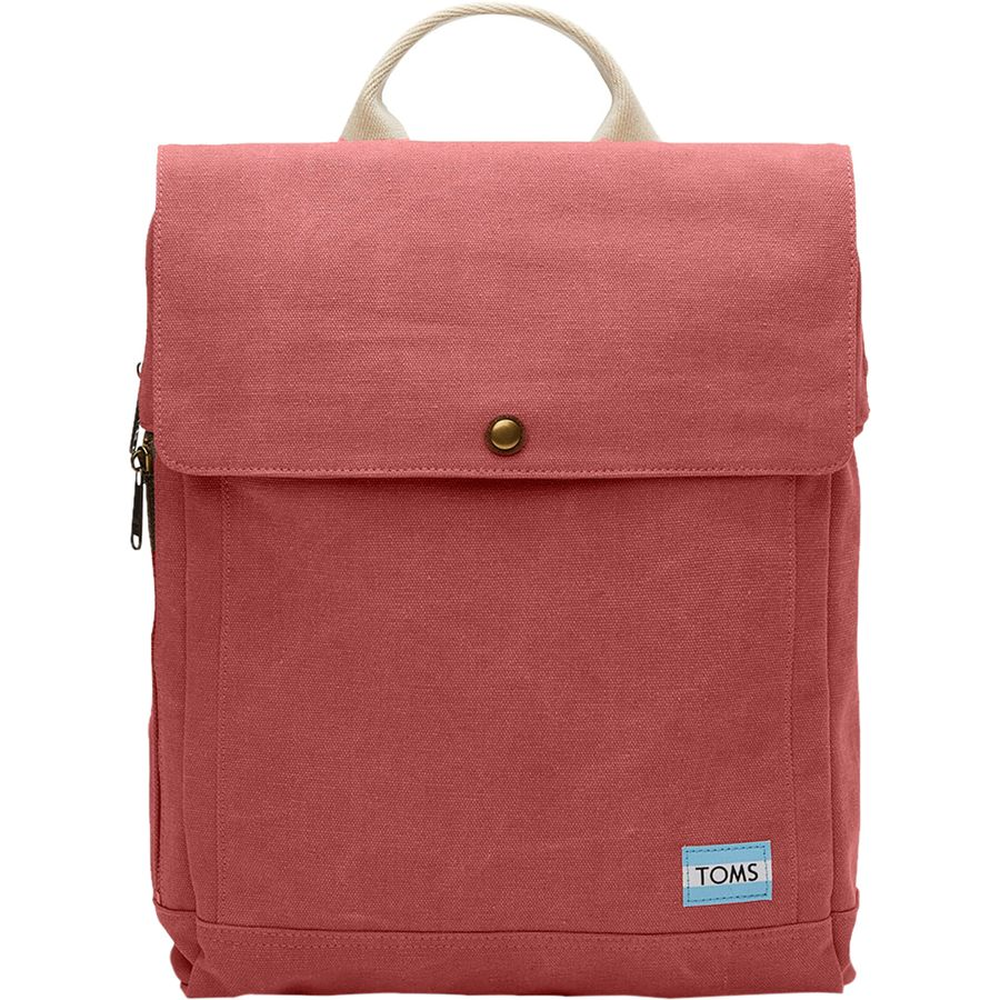 Toms Trekker Canvas Backpack - Womens