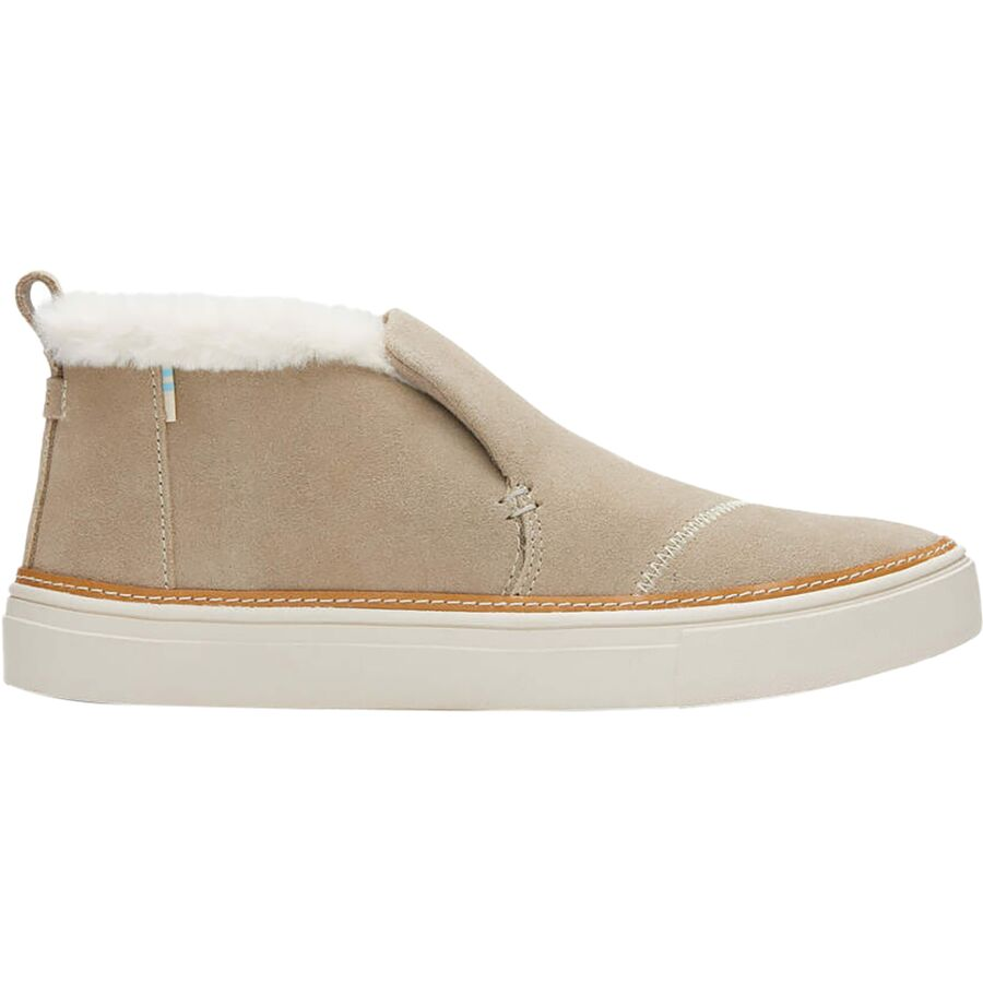 Toms Paxton Faux Fur Shoe - Womens
