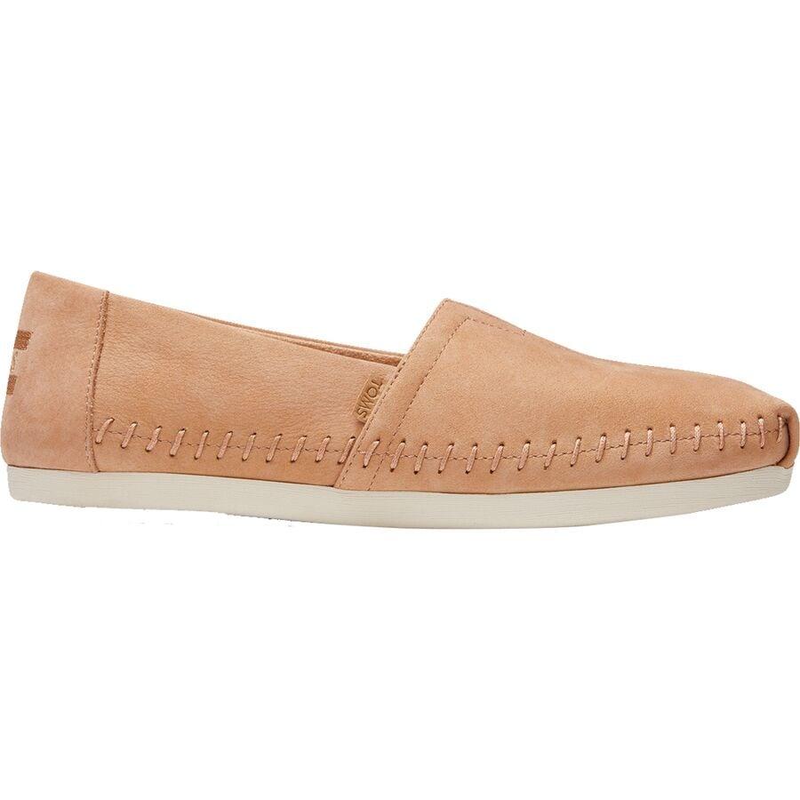 Toms Alpargata Espadrille Shoe - Womens