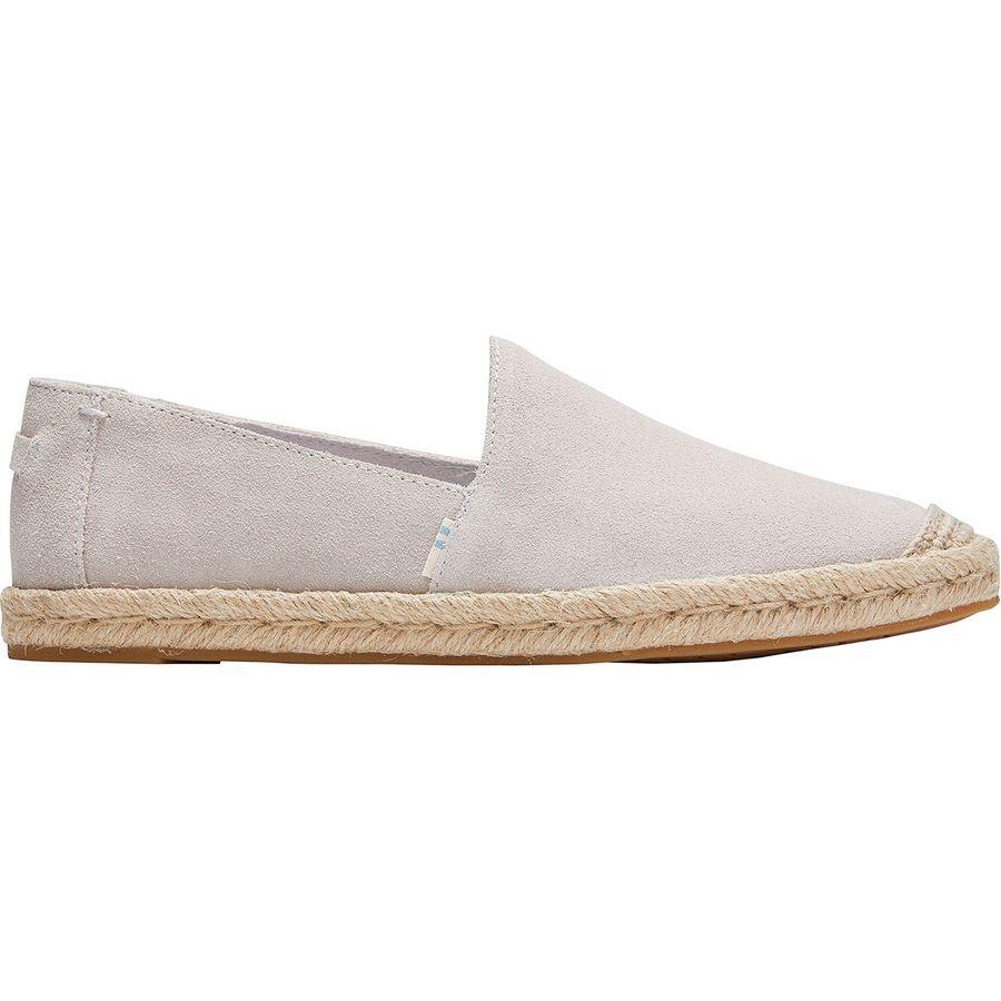 Toms Pismo Espadrille Shoe - Womens