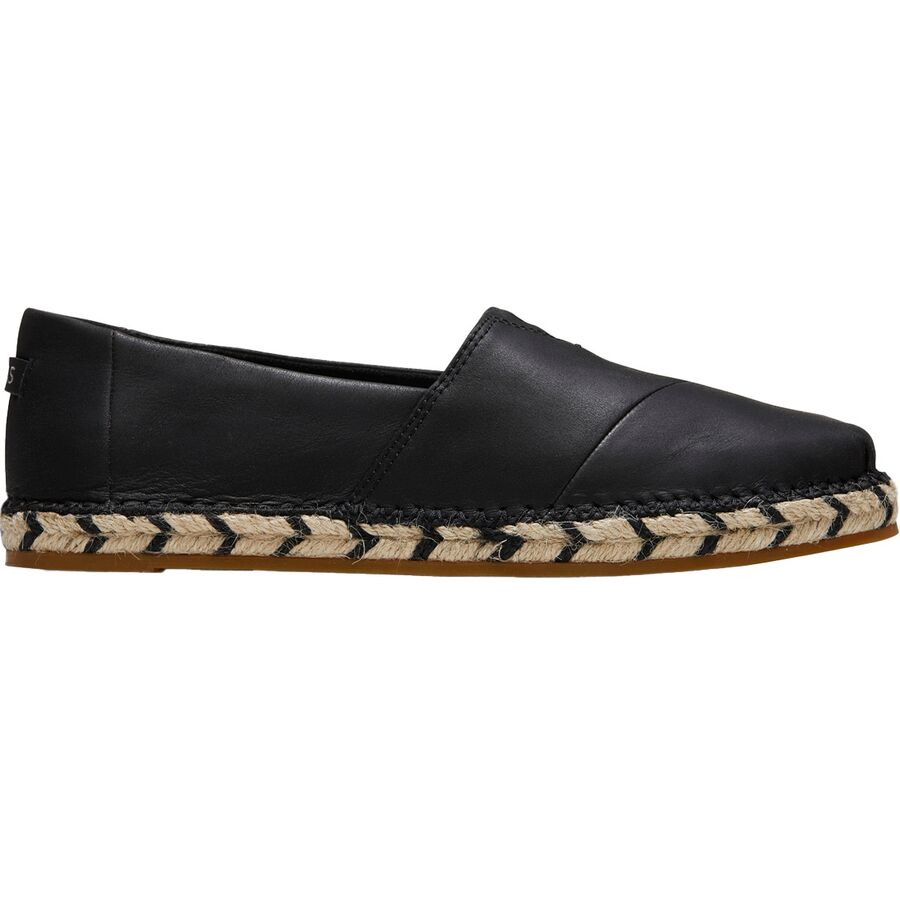 Toms Esparto Espadrille Shoe - Womens
