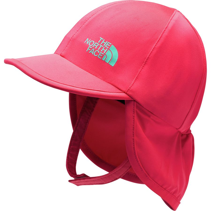 The North Face - Sun Buster Hat - Infants  - Atomic Pink 5fc85b83c08f