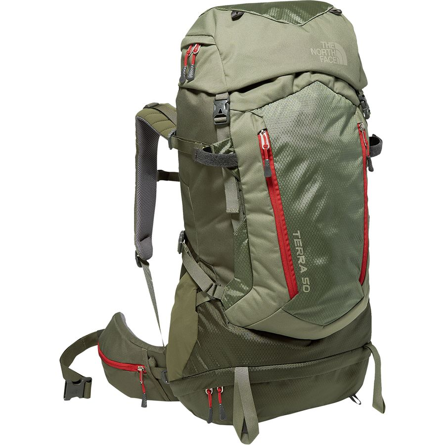 The North Face Terra 50L Backpack | Backcountry.com