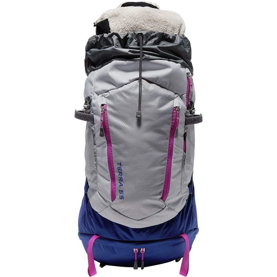 82276f137 North Face Womens Terra 55 Backpacking Backpack Reviews- Fenix ...