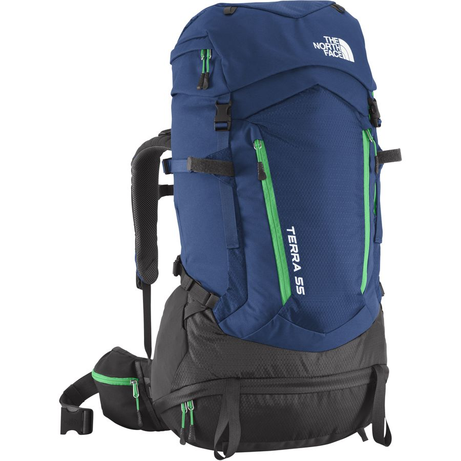 The North Face Terra 55L Backpack - Kids
