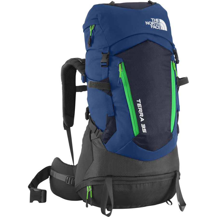 The North Face Terra 35L Backpack - Kids