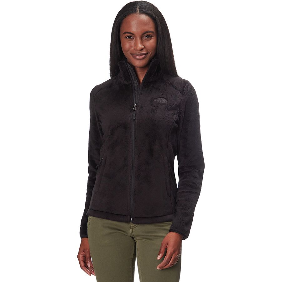 Women fleece jacket