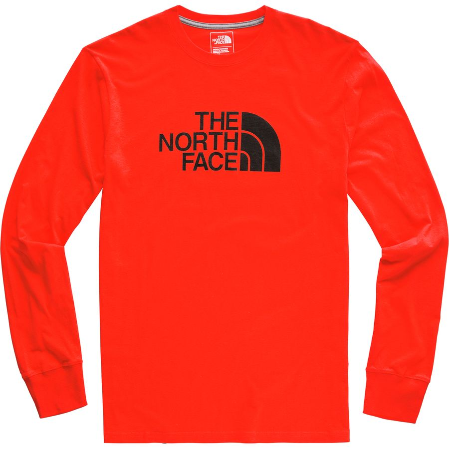 f5888a569c6 The North Face - Half Dome T-Shirt - Men's - Fiery Red/Tnf